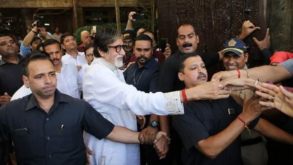 अमिताभ बच्चन के पर्सनल बॉडीगार्ड का ट्रांसफर, 1.5 सैलेरी लेने की उड़ी थी खबर