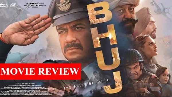 'भुज: द प्राइड ऑफ इंडिया' फिल्म रिव्यू