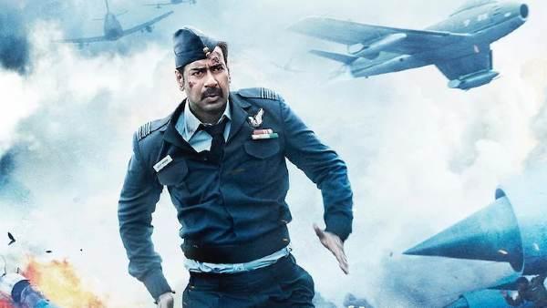अजय देवगन स्टारर 'भुज द प्राइड ऑफ इंडिया' का दूसरा TRAILER- देशभक्ति की भावना से भरपूर