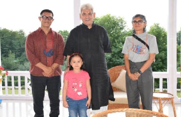 तो इस वजह से आमिर खान ने की थी जम्मू-कश्मीर के एलजी से मुलाकात? बड़ी जानकारी आई सामने!