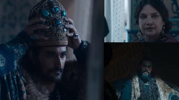 मुगल सल्तनत और बाबर की दमदार कहानी 'द एंपायर' का ट्रेलर हुआ रिलीज, जबरदस्त वेब सीरीज!