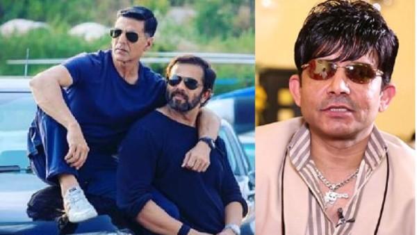 अक्षय कुमार और रोहित शेट्टी की हो गई लड़ाई? कारण है सूर्यवंशी की रिलीज- केआरके