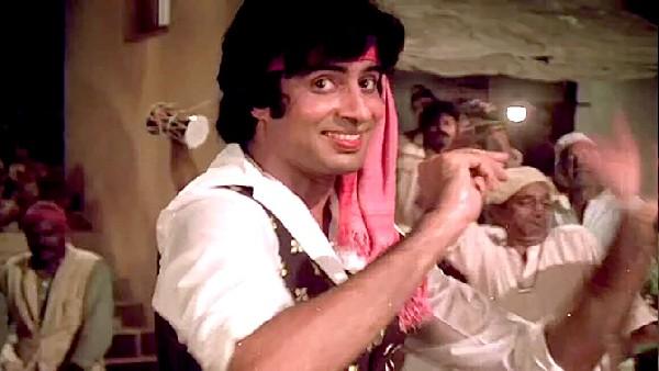 अमिताभ बच्चन ने 'खइके पान बनारस वाला' गाने के साथ उड़ाया खुद का मजाक, श्वेता बच्चन ने किया रिएक्ट!