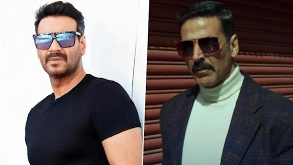 अजय देवगन ने बेल बॉटम के लिए अक्षय कुमार को दी शुभकामनाएं, ट्विंकल खन्ना ने भी किया पोस्ट!