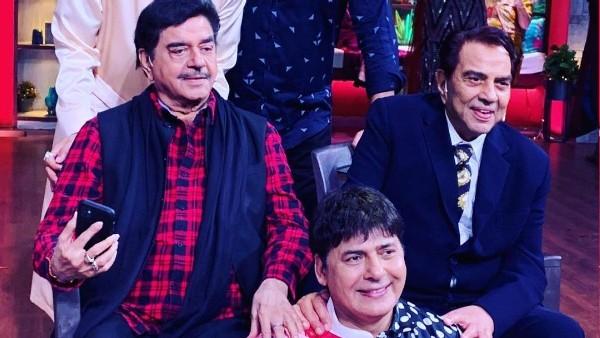 कपिल शर्मा के शो पर एक साथ नजर आएंगे धर्मेंद्र और शत्रुघ्न सिन्हा, फैंस हैं बेताब!
