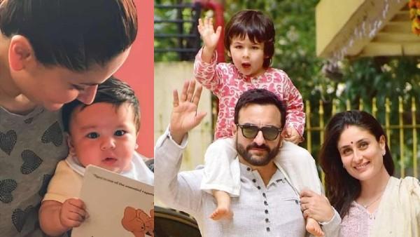 तैमूर के बाद करीना-सैफ के छोटे बेटे जहांगीर के नाम पर विवाद, ट्विटर पर ट्रोल
