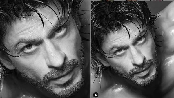 शर्टलेस हुए शाहरुख खान, SRK का सबसे हॉट फोटोशूट- डब्बू रतनानी की फोटोग्राफी