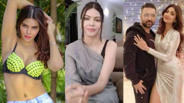 राज कुंद्रा पॉर्न केस: शर्लिन चोपड़ा से 8 घंटे पूछताछ, बोलीं- शिल्पा शेट्टी को पसंद आते थे मेरे वीडियो