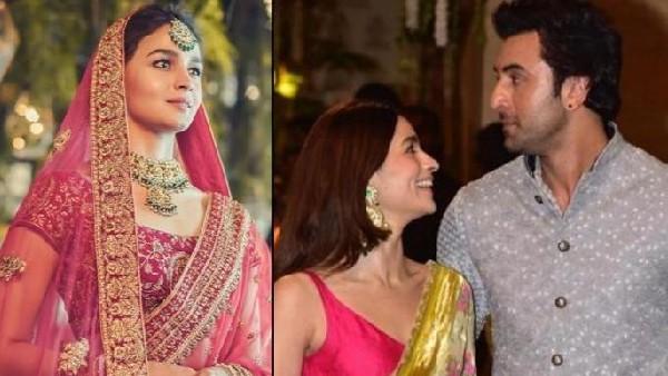 इस साल करेंगे आलिया भट्ट और रणबीर कपूर शादी? इस एक्ट्रेस ने खोल दिया राज !