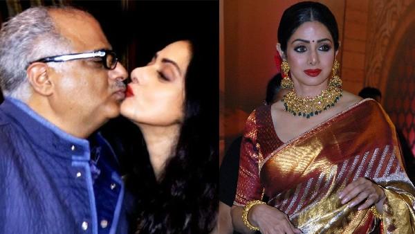 जब श्रीदेवी ने सरेआम किया पति को kiss, अमिताभ बच्चन ने 'चांदनी' को भेजा फूलों का ट्रक- अनसुने किस्से