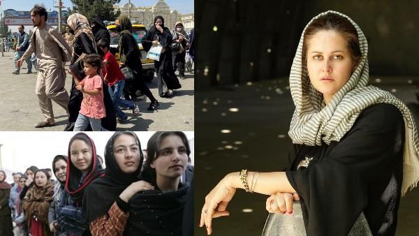 अफगानिस्तान संकट: 'महिलाओं पर जुल्म, दूध के बिना तड़पते बच्चे' - फिल्ममेकर ने लिखी दर्दनाक चिट्ठी