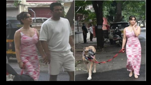 40 की उम्र में किम शर्मा इतनी बोल्ड, लिएंडर पेस का हाथ थाम सड़क पर आयीं नजर