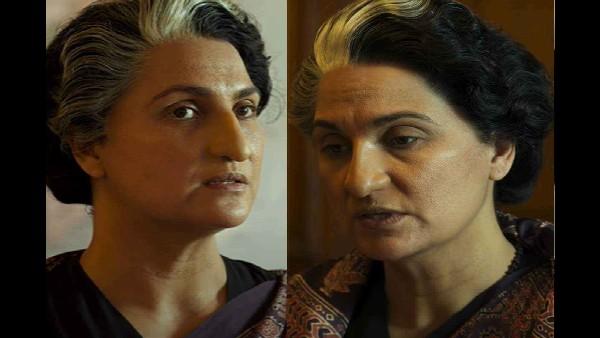 बेल बॉटम में लारा दत्ता के इंदिरा गांधी लुक को देख फैंस हैरान, असल में दिखती हैं इतनी बोल्ड Photos