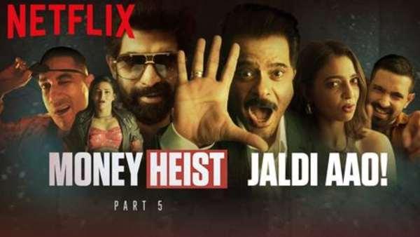 'मनी हाइस्ट सीजन 5' के इंतजार में बेसब्र दिखे अनिल कपूर, श्रुति हसन, हार्दिक पांड्या और तमाम सितारे, VIDEO