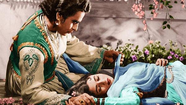 14 साल में बनी थी दिलीप कुमार और मधुबाला की 'मुगल-ए-आज़म', उस दौर की सबसे मंहगी फिल्म