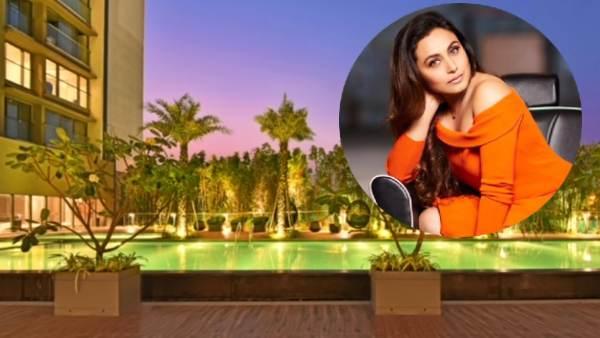 रानी मुखर्जी ने 7 करोड़ में खरीदा नया घर, देखिए INSIDE PHOTOS