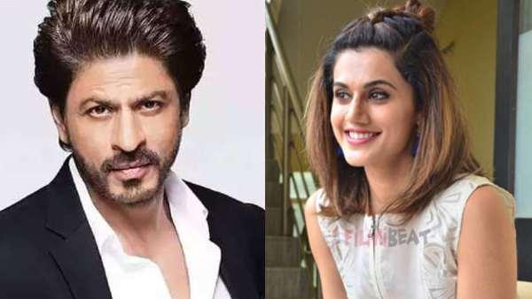 राजकुमार हिरानी की फिल्म में शाहरुख खान के साथ तापसी पन्नू की जोड़ी पक्की