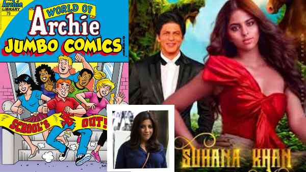 Shah Rukh Khan's daughter Suhana Khan to debut with Zoya Akhtar's film, along with two more Starkids