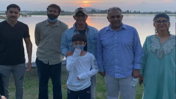 आमिर खान और लाल सिंह चड्ढा की टीम के साथ नजर आए नागा चैतन्य, कश्मीर से वायरल हुई तस्वीर!