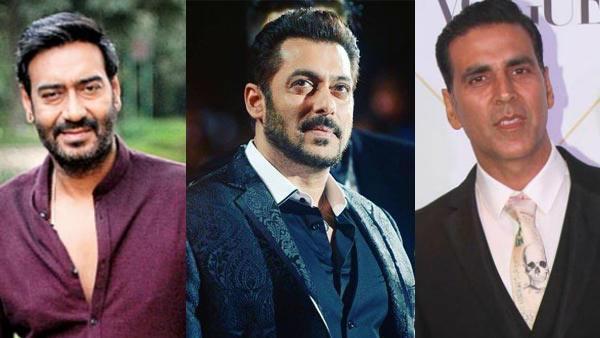 सलमान खान, अक्षय कुमार, अजय देवगन समेत 35 बॉलीवुड- टॉलीवुड कलाकारों के खिलाफ केस दर्ज