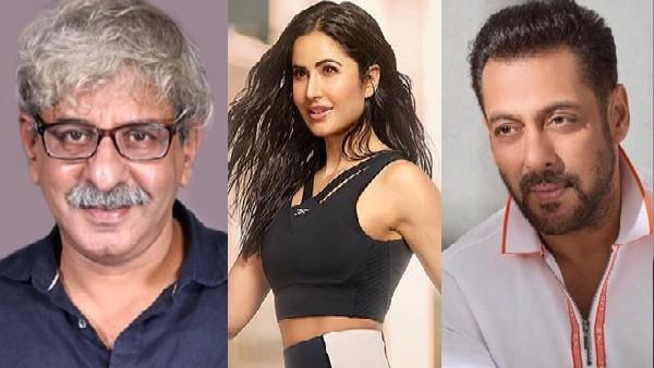 सलमान खान और कैटरीना कैफ के साथ थ्रिलर फिल्म 'मैरी क्रिसमस' बनाना चाहते थे श्रीराम राघवन?
