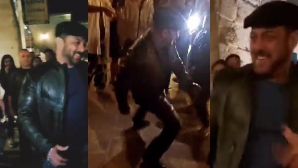 टाइगर 3 के सेट पर सलमान खान ने किया 'जीने के हैं चार दिन' पर डांस, तुर्की से वायरल हुआ वीडियो!