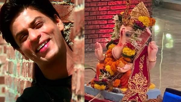 शाहरुख खान ने फैंस को दी गणपति की शुभकामनाएं, तस्वीर शेयर कर लिखा खास पोस्ट