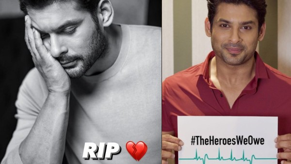 #RIPSidharthShukla: सिद्धार्थ शुक्ला के सोशल मीडिया पर आखिरी पोस्ट- असली हीरो का किया था शुक्रिया