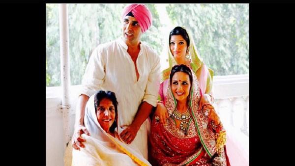 फिल्म प्रोड्यूसर थीं अक्षय कुमार की मां अरुणा, बहन ने की 15 साल बड़े शख्स से शादी- ये है अक्षय का पूरा परिवार