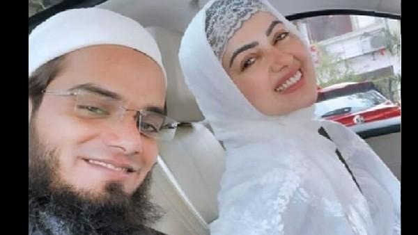 सना खान को शादी से पहले पति अनस बुलाते थे बहन, वायरल हुआ अनदेखा VIDEO