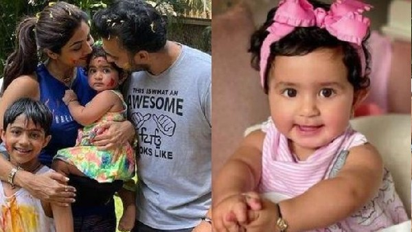 शिल्पा शेट्टी की बेटी बन गईं योगा एक्सपर्ट, देखते रह गए फैंस, सबसे क्यूट VIDEO