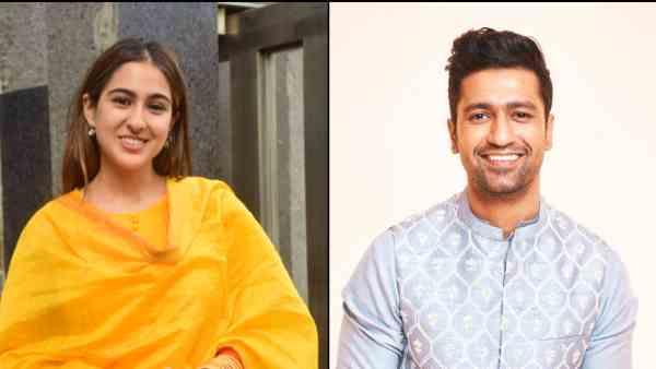 विकी कौशल और सारा अली खान की फिल्म तय - लुका छुपी के बाद शानदार रोमांटिक कॉमेडी