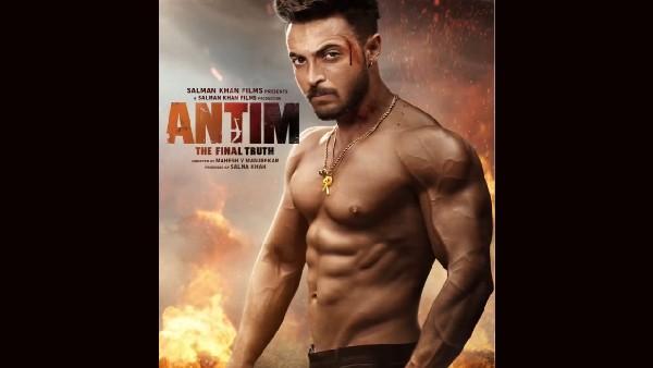 आयुष शर्मा का राहुलिया भाई कैरेक्टर, अंतिम के शानदार पोस्टर हुआ रिलीज!