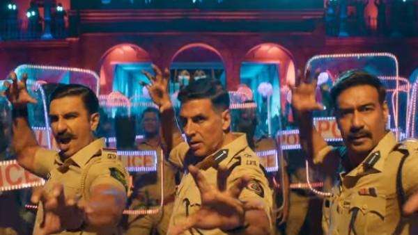 सूर्यवंशी का पहला गाना 'आईला रे आईला'- टीजर रिलीज, डांस फ्लोर पर अजय देवगन, अक्षय कुमार, रणवीर सिंह का धमाका