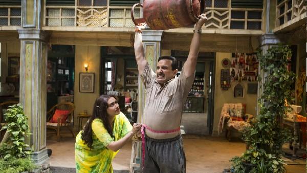 बंटी और बबली 2 से सैफ अली खान और रानी मुखर्जी का फर्स्ट लुक हुआ रिलीज!