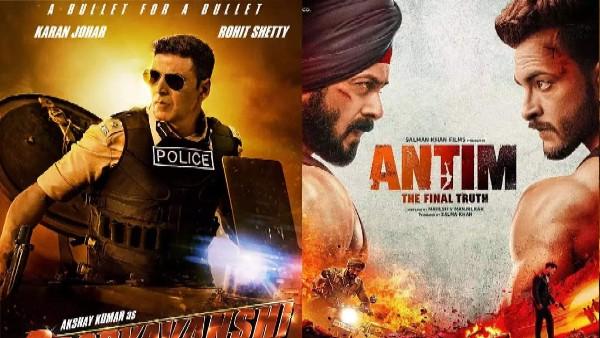 सूर्यवंशी के साथ जाने की होड़ में अंतिम, सत्यमेव जयते 2 समेत ये फिल्में? कौन होगा कामयाब, दिवाली पर धमाका!