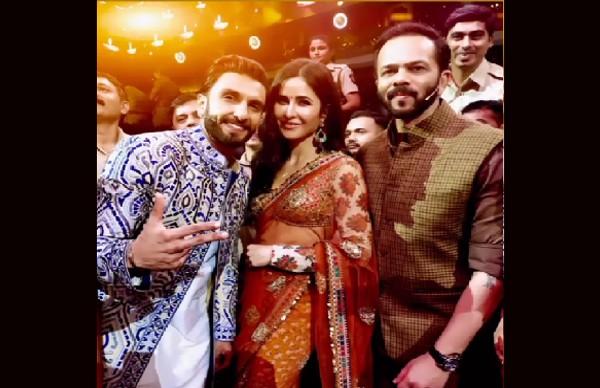कैटरीना कैफ ने रणवीर सिंह के साथ साझा की तस्वीर, 'द बिग पिक्चर' में कर रहीं हैं सूर्यवंशी का प्रमोशन!