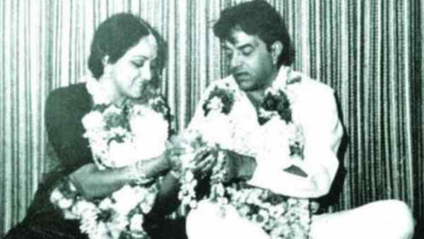हेमा मालिनी और जीतेंद्र के शादी के मंडप पर पहुंचे धर्मेंद्र, फिल्मी हीरो की तरह तुड़वाई शादी