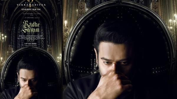*विक्रमादित्य कौन है? फ़िल्म 'राधेश्याम' से प्रभास का नया पोस्टर हुआ रिलीज़; जन्मदिन पर आएगा टीजर!