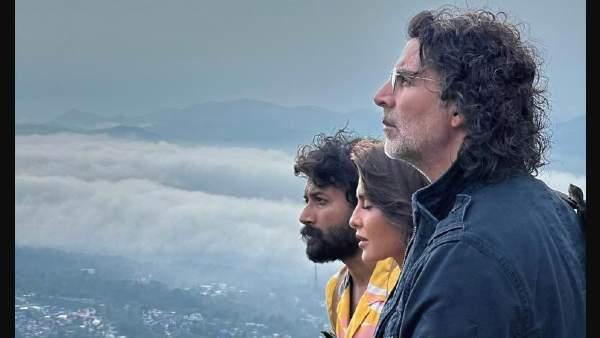 'राम सेतु' का ऊटी शेड्यूल पूरा, अक्षय कुमार ने शेयर की जैकलीन और सत्यदेव के साथ खूबसूरत तस्वीर