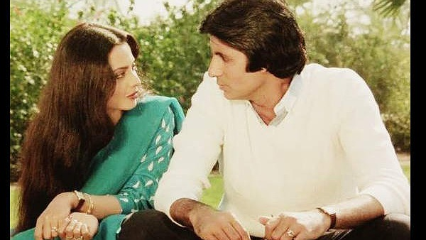 FLASHBACK: जब अमिताभ बच्चन के साथ अपने रिश्ते पर बोलीं थीं रेखा