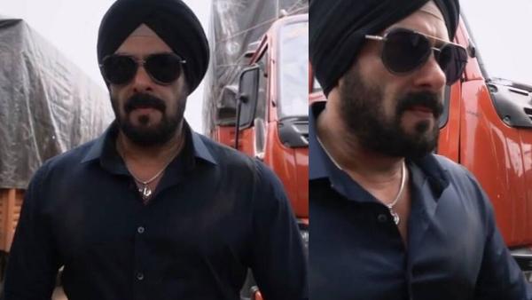 Antim- मिलिए दमदार सरदार राजवीर से, सलमान खान ने दमदार डायलॉग के साथ पोस्टर किया रिलीज!