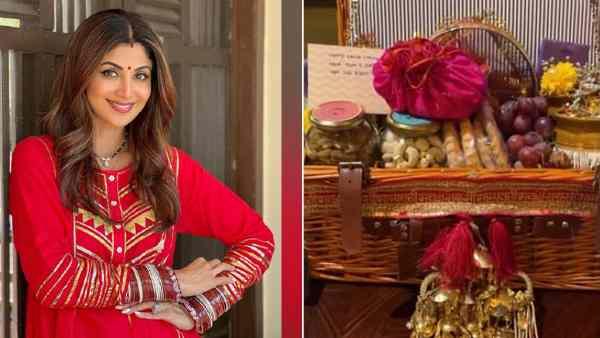 Pics: शिल्पा शेट्टी ने मनाया करवा चौथ, राज कुंद्रा से अलग होने की अटकलों पर लगाया विराम