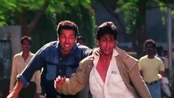 शाहरुख खान की इस हरकत से गुस्सा गए थे सनी देओल, खो दिया था आपा, 16 साल तक नहीं की बात!