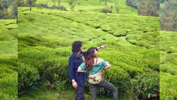 अक्षय कुमार के साथ जैकलीन फर्नांडिस ने शुरू की रामसेतु की शूटिंग, शेयर की ये तस्वीर