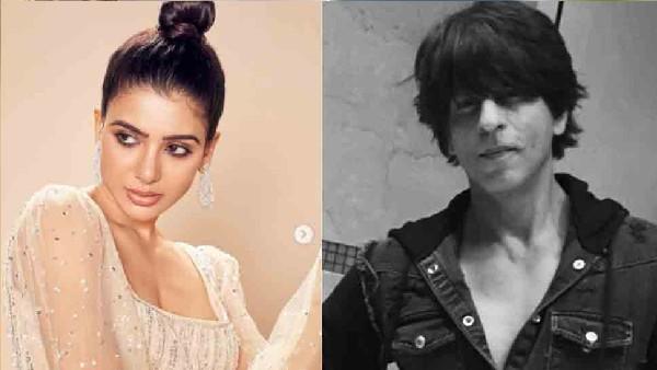 शाहरुख खान की 'लॉयन' से नयनतारा बाहर और सामंथा प्रभु अंदर, क्या एटली बनाएंगे बिल्कुल नई जोड़ी?