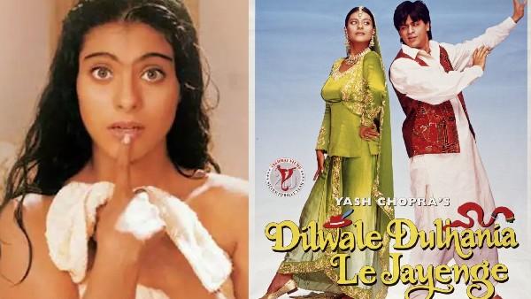 DDLJ के 26 साल: तौलिए में डांस नहीं करना चाहती थीं काजोल, किसने रखा था फिल्म का नाम?- रोचक बातें