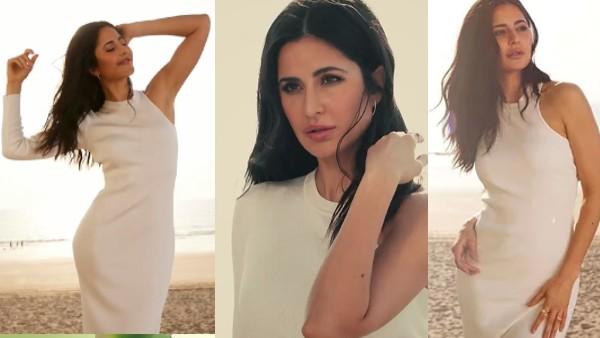 व्हाइट ड्रेस में कैटरीना कैफ ने शेयर किया Sexy वीडियो, सूर्यवंशी के प्रमोशन में दिखाई बोल्डनेस