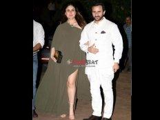 #Pics-खान-बच्चन-कपूर सभी नजर आए साथ-साथ..पार्टी मूड और स्टाइलिश अवतार!