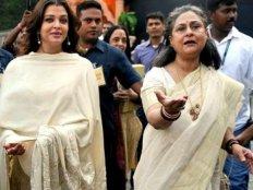 """#Shock: """"जया बच्चन और ऐश्वर्या राय बच्चन के खराब रिश्ते मेरी वजह से नहीं"""""""